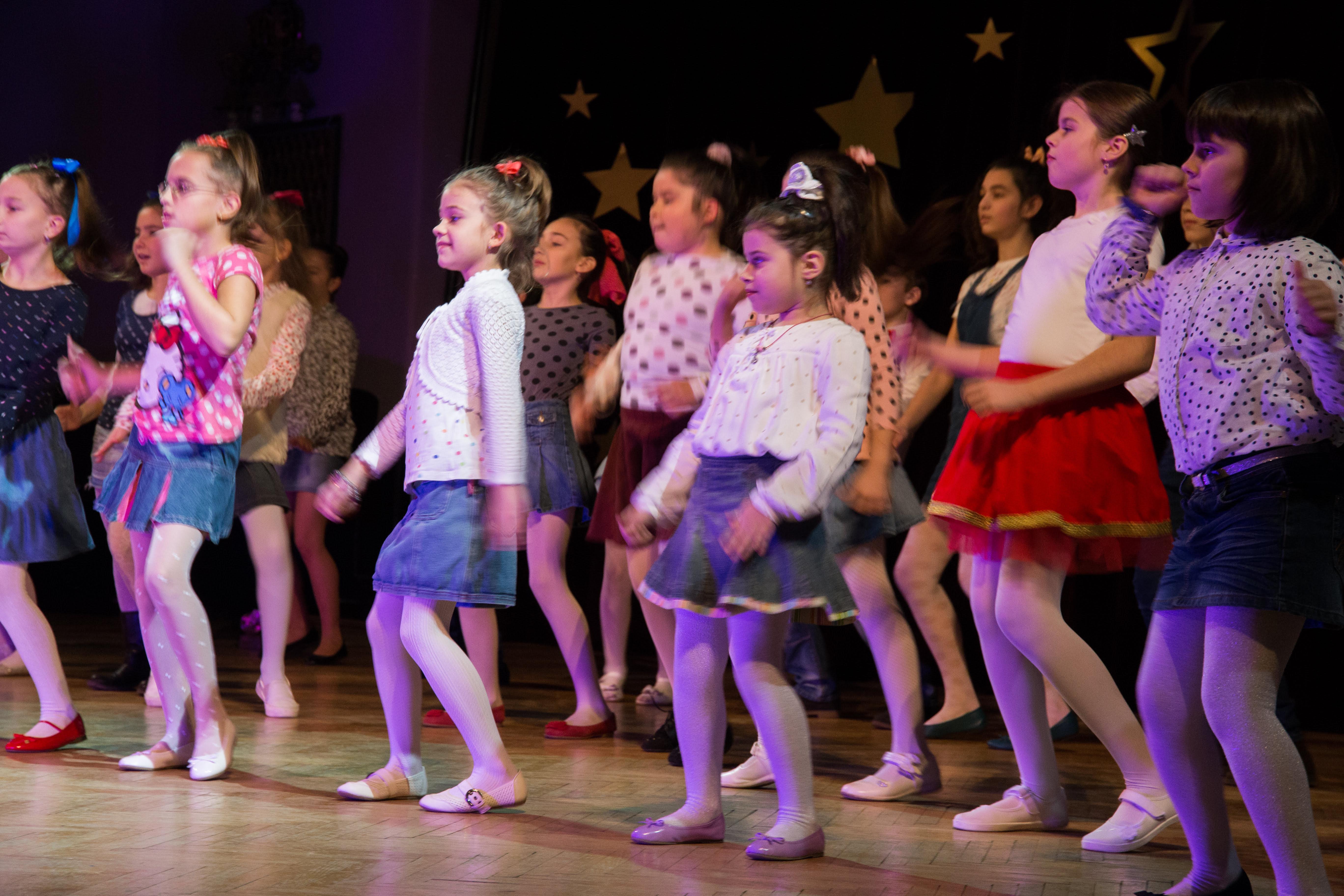 curs de dans pentru copii, targu mures